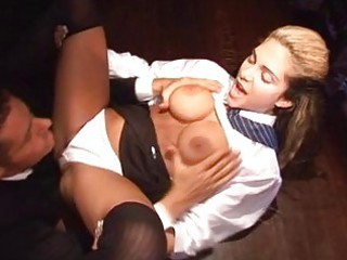 college girl slut with big chest acquires uneasy