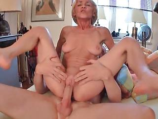 elderly butt