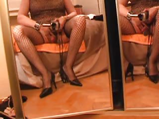 vanessas awesome foot and clit