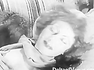 antique sex 1920s shaving, fisting, fucking